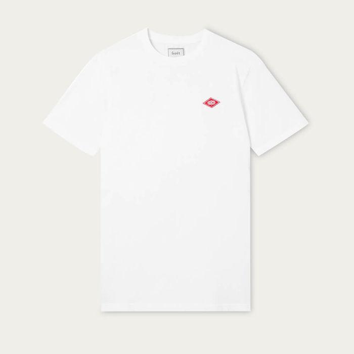 White Hawk T-Shirt | Bombinate
