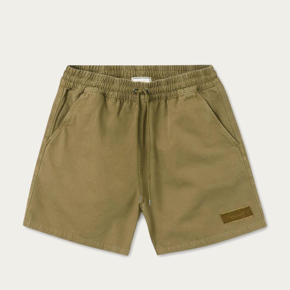 Olive Root Shorts | Bombinate