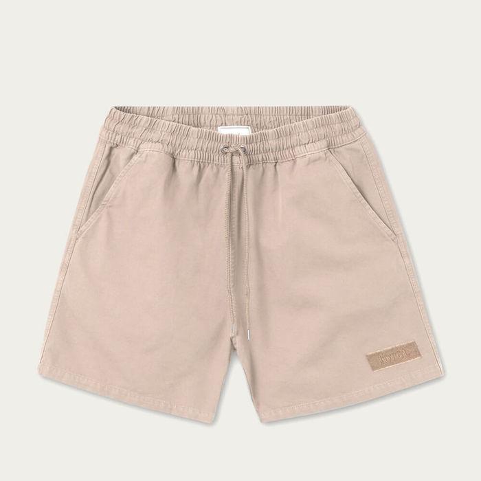Khaki Root Shorts | Bombinate
