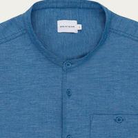 Bleached Denim Sergio Shirt | Bombinate
