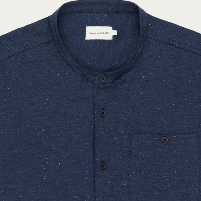 Rinsed Denim Sergio Shirt | Bombinate
