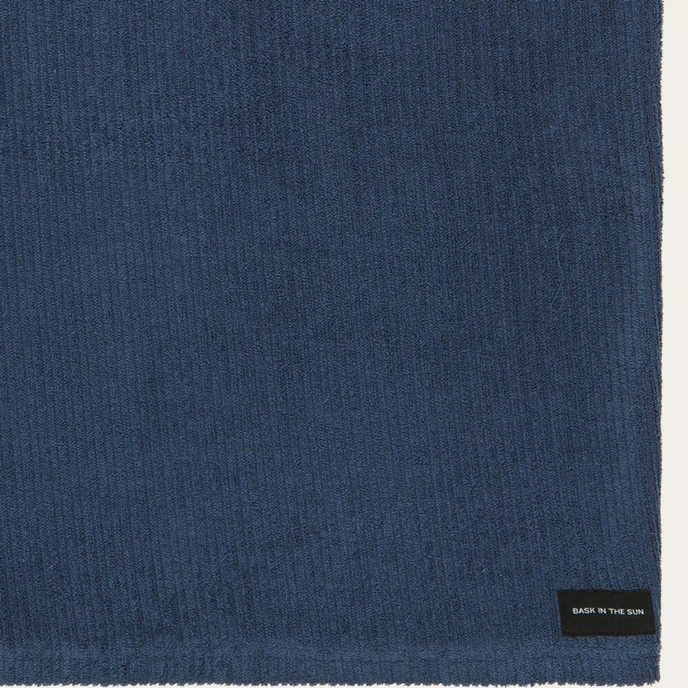 Indigo Xan Cotton Polo Shirt | Bombinate