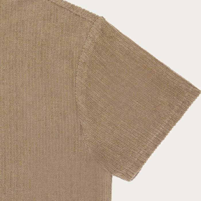 Tobacco Xan Cotton Polo Shirt   Bombinate