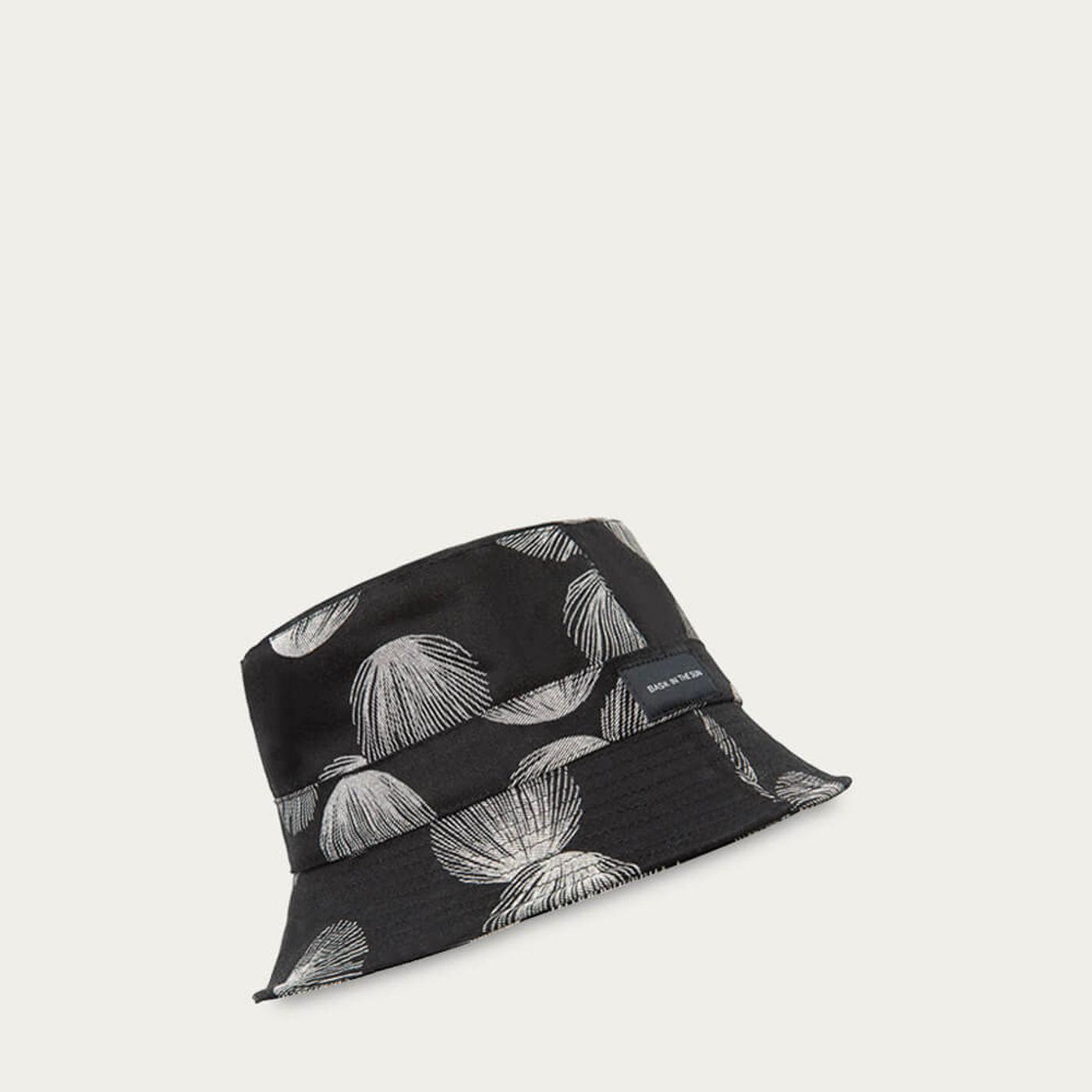 Black Shell Bucket Hat | Bombinate