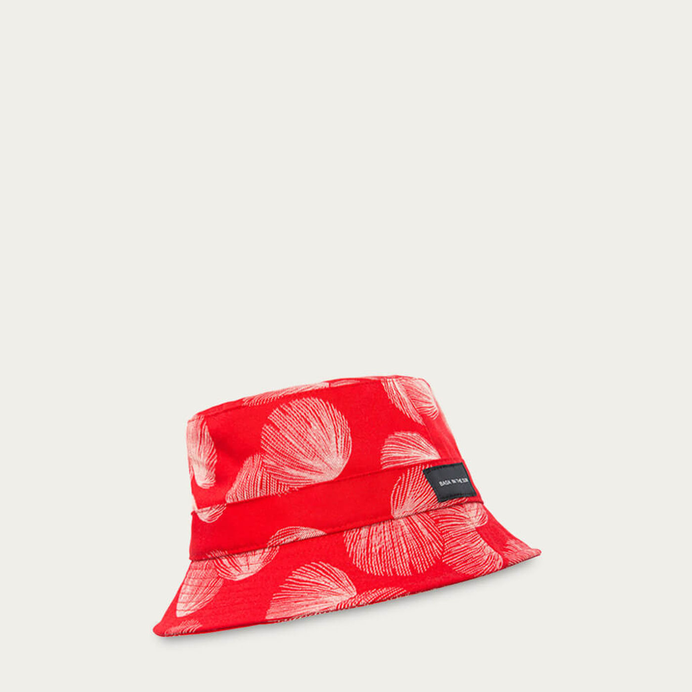 Red Shell Bucket Hat | Bombinate
