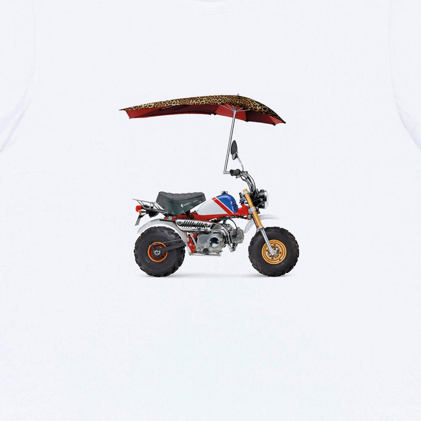 Natural Sunshade Cotton T-Shirt   Bombinate