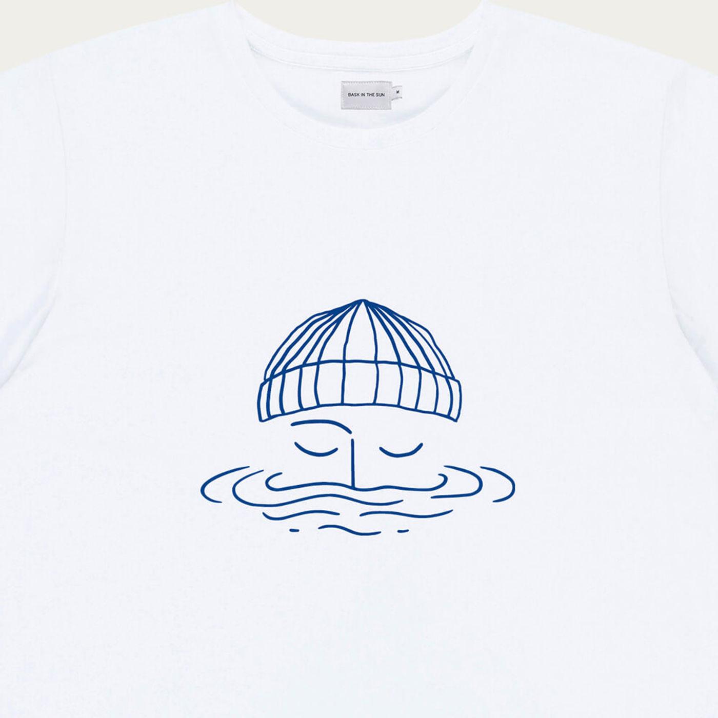 Natural Sailor Cotton T-Shirt | Bombinate