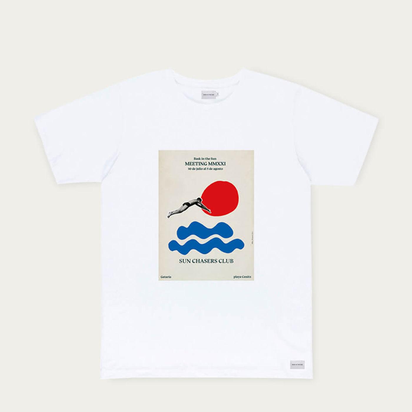 Natural Meeting Cotton T-Shirt | Bombinate