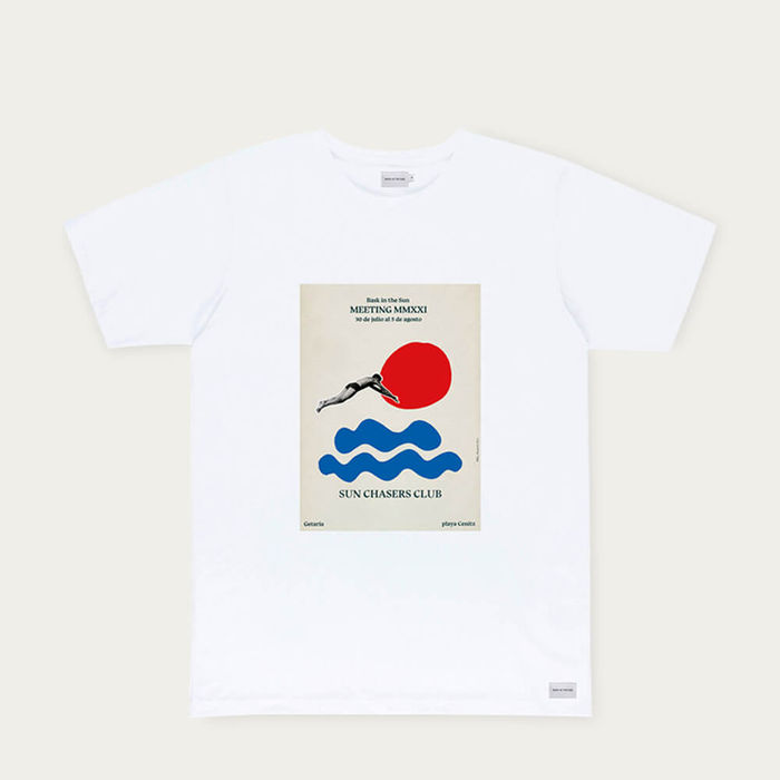 Natural Meeting Cotton T-Shirt | Bombinate