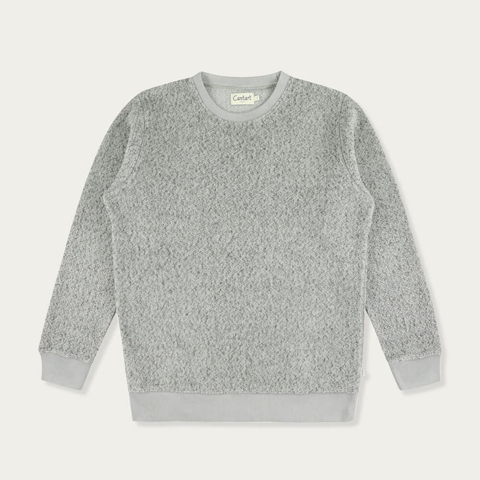 Middle Grey Bill Sweater | Bombinate