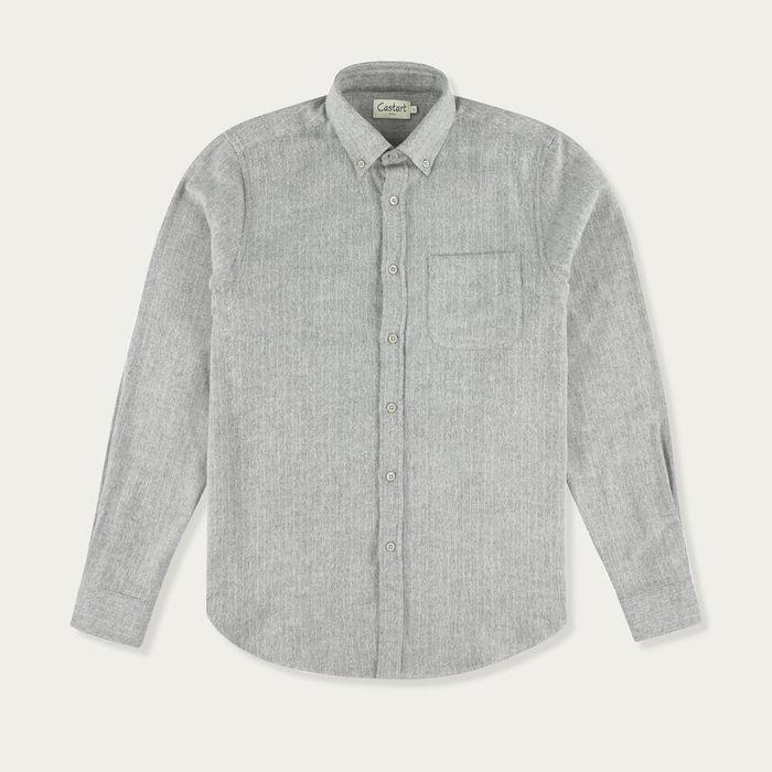 Middle Grey Bacon Shirt   Bombinate