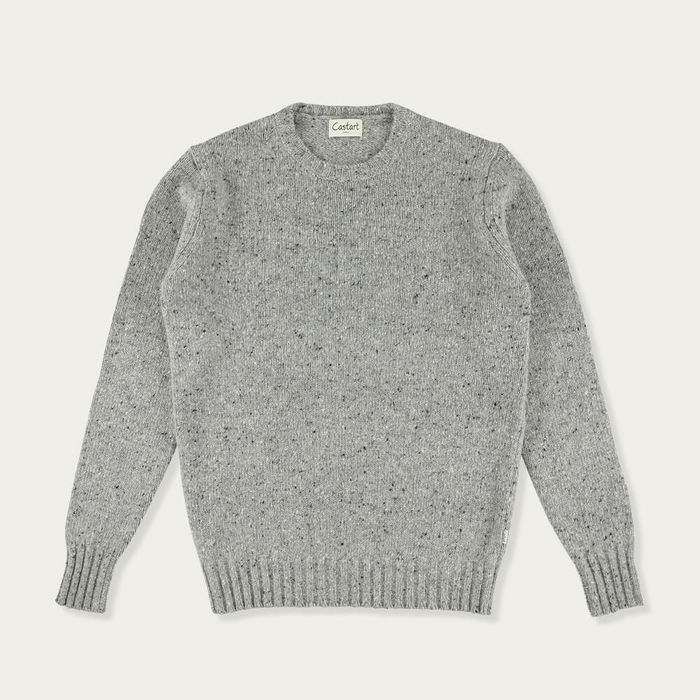 Middle Grey Wassily Knitwear | Bombinate