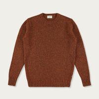 Rust Wassily Knitwear | Bombinate