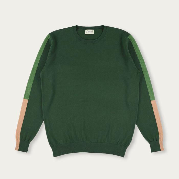 Green Kubin Knitwear | Bombinate