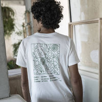 White Matisse T-Shirt | Bombinate