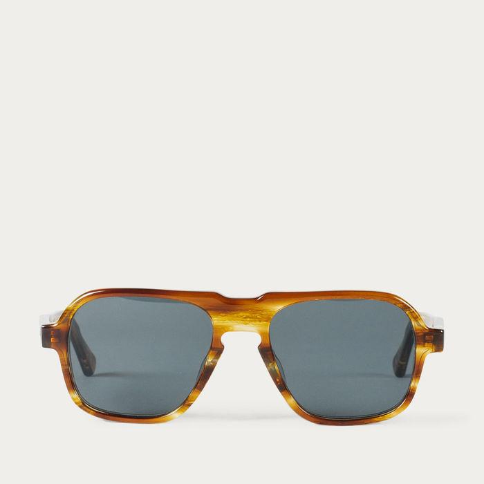 Havana Fraser Sunglasses   Bombinate