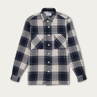 Marine Beatnik Whiting Shirt | Bombinate