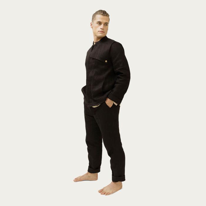 Black The Zen Jeans | Bombinate