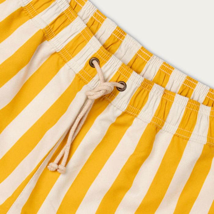 Paraggi Giallo Swim Short  | Bombinate