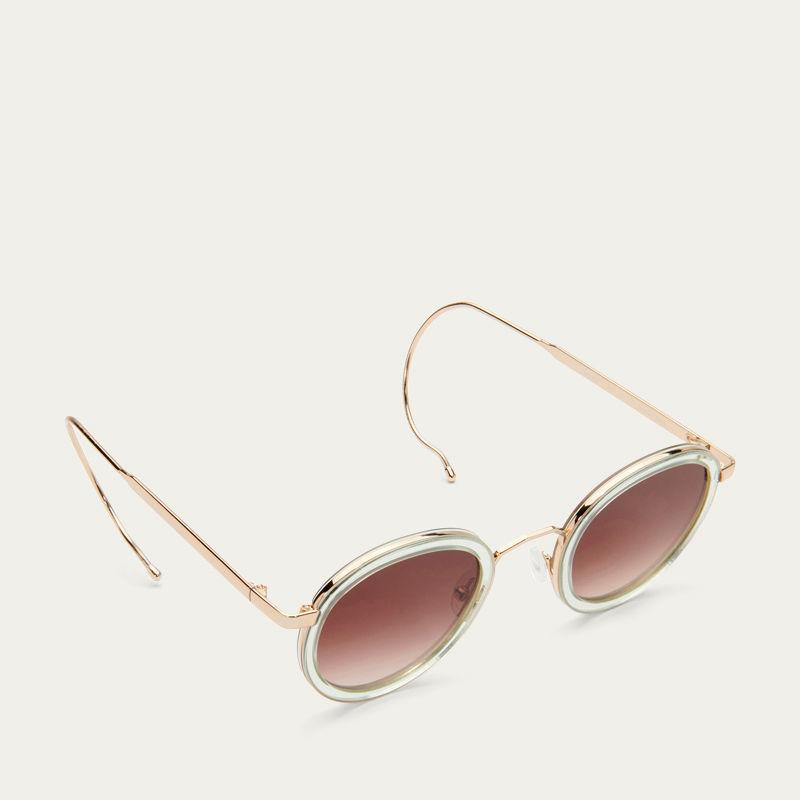 Peppermint London Fields with Gradient Lenses Sunglasses | Bombinate
