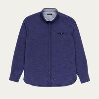 Blue Charly Shirt  | Bombinate