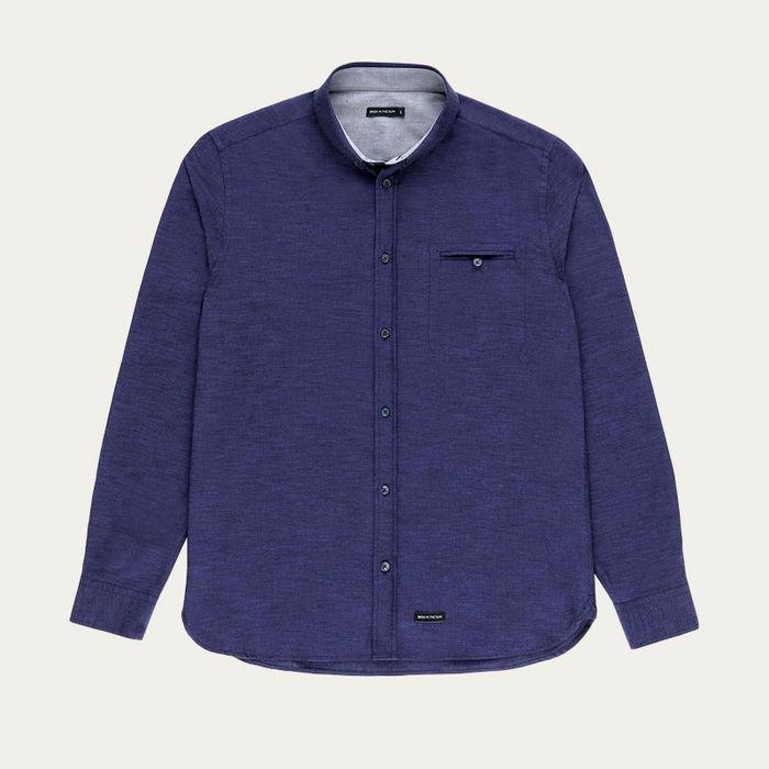 Blue Charly Shirt    Bombinate