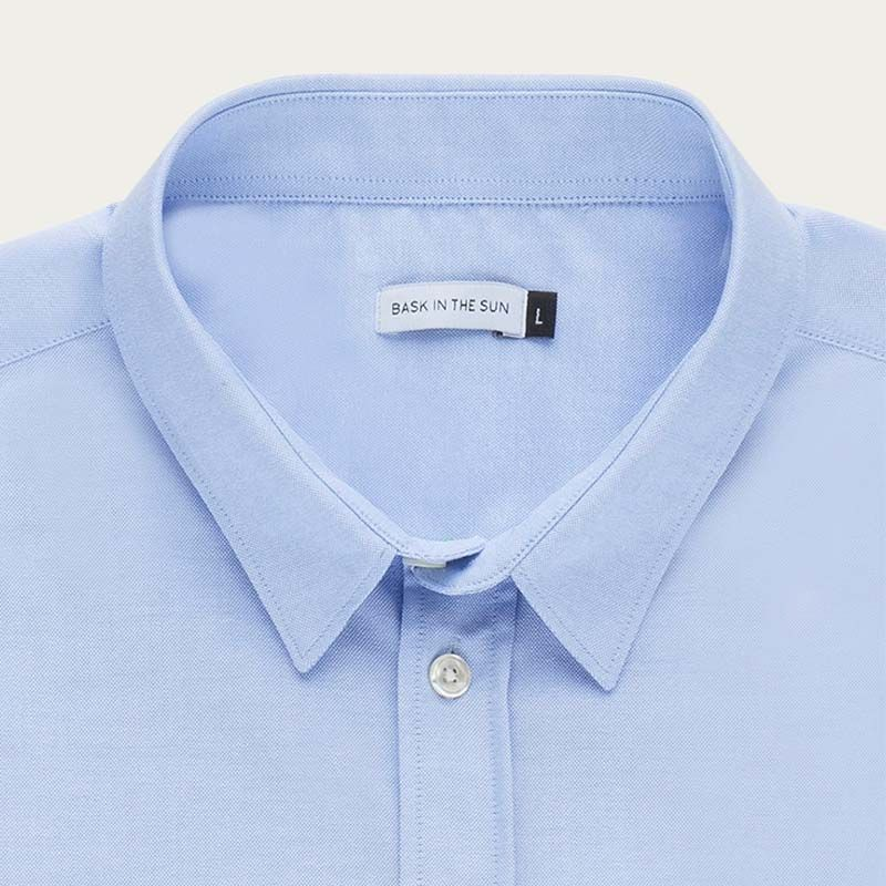 Blue Elaia Shirt | Bombinate