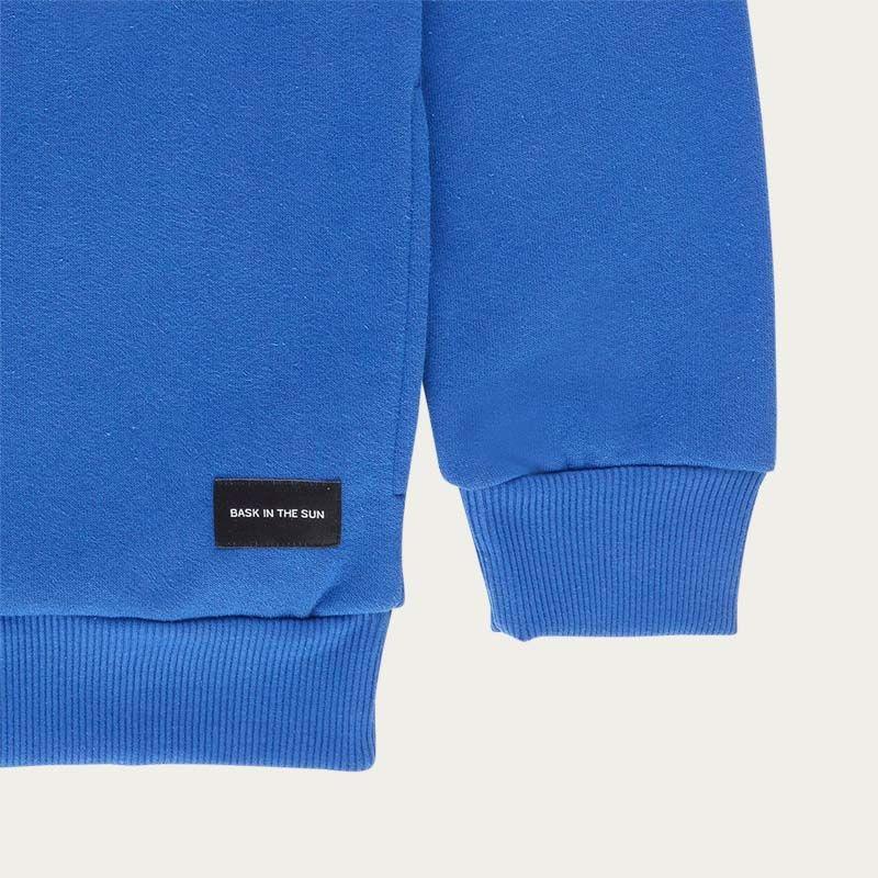 Blue Altzo Sweatshirt  | Bombinate
