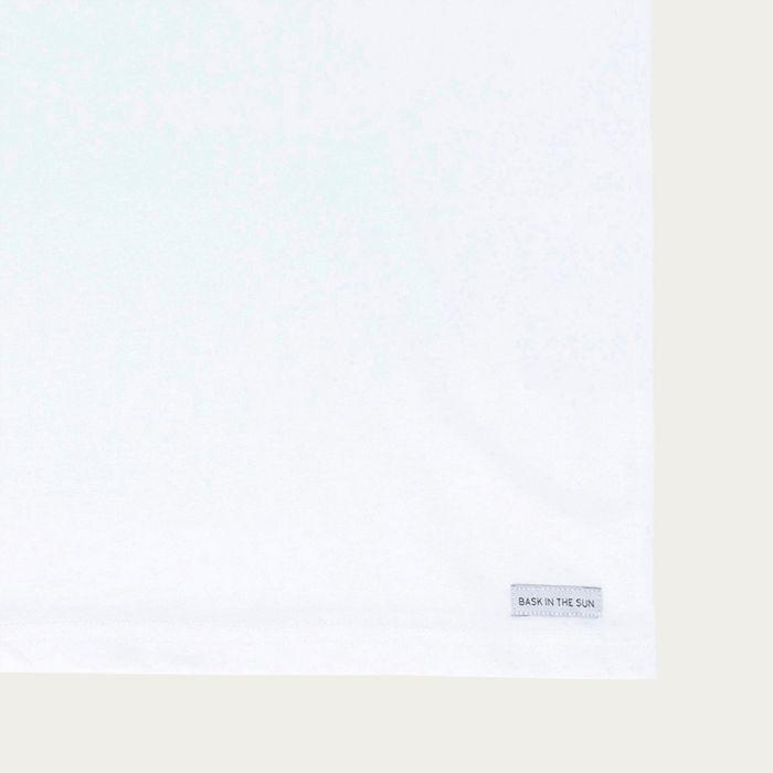 White Cyanometre Tee  | Bombinate