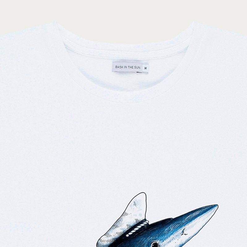 White Shark Tee  | Bombinate