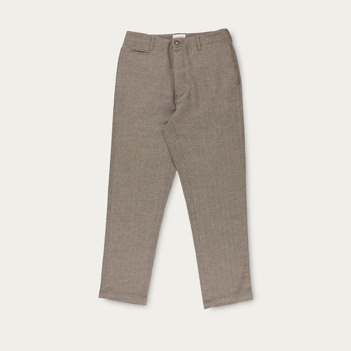 Brown Wilden Pants | Bombinate