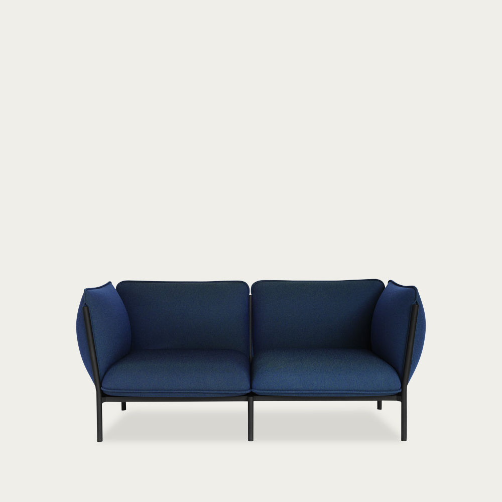 Mare Blue Kumo Modular 2-Seater Sofa by Anderssen & Voll | Bombinate