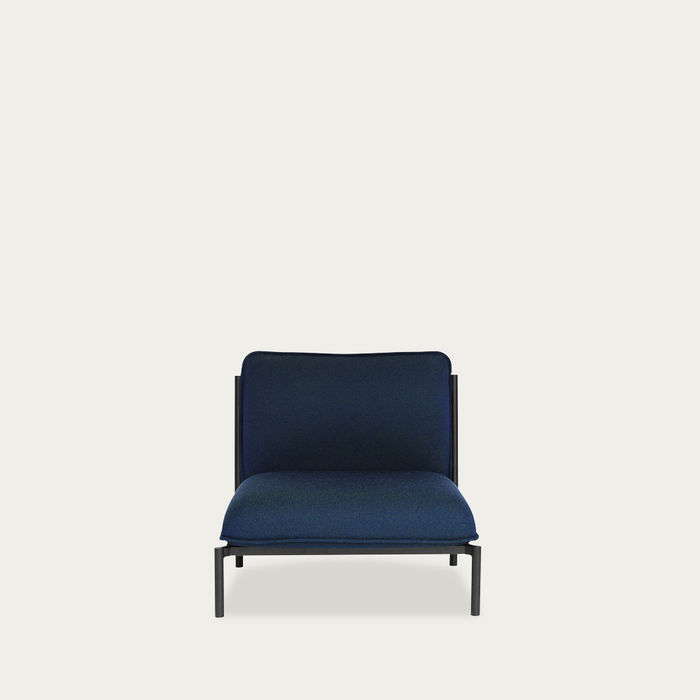 Mare Blue Kumo Modular Single-Seater by Anderssen & Voll | Bombinate