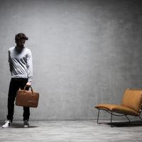 Cognac 36 Hours Bag Bellecourt | Bombinate
