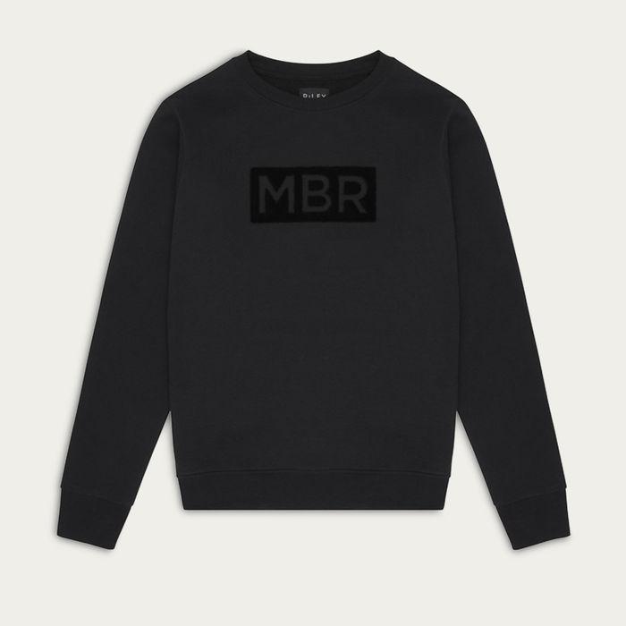 Black MBR Classic Sweatshirt  | Bombinate