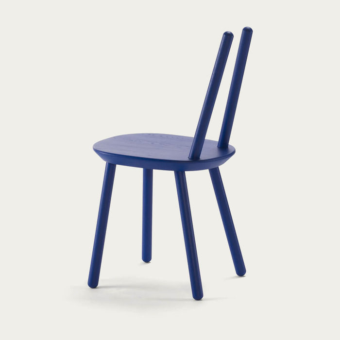 Blue Naive Chair | Bombinate