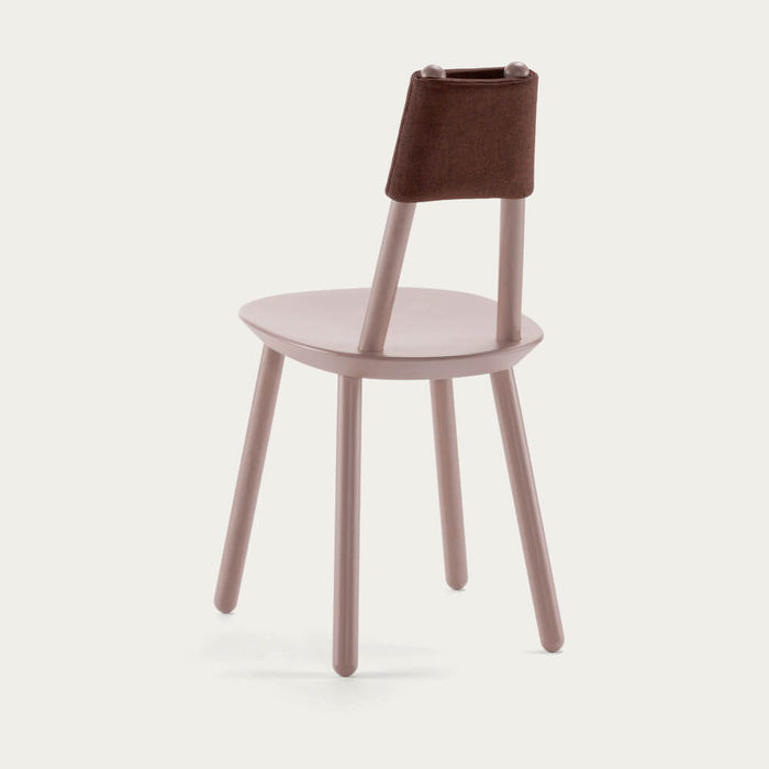 Dusty Pink Naive Chair | Bombinate