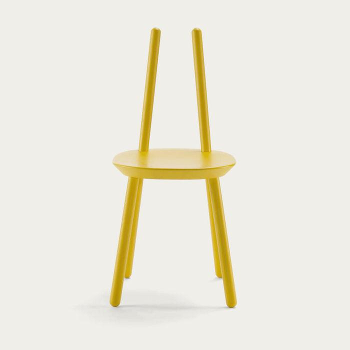 Yellow Naive Chair | Bombinate