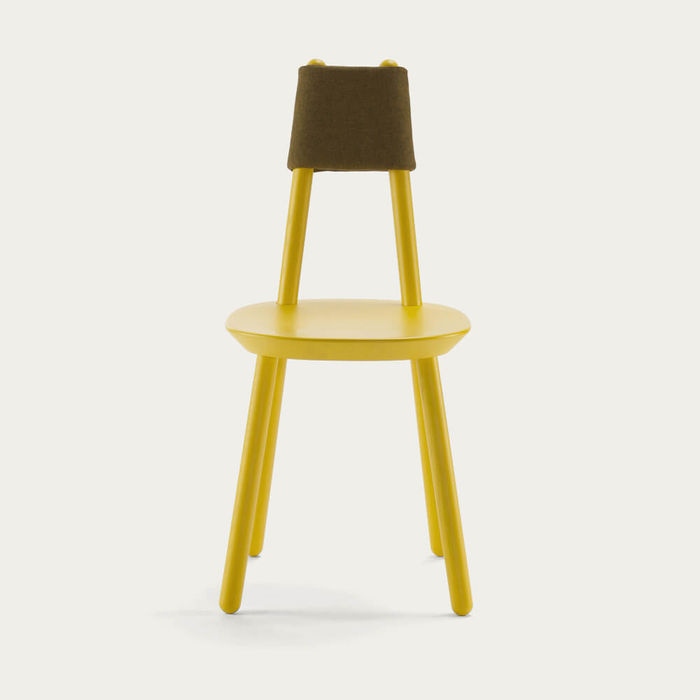 Yellow Naive Chair | Bombinate