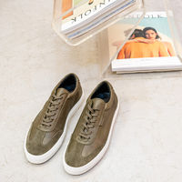 Army Tumbled Leather Series 3 Sneakers | Bombinate