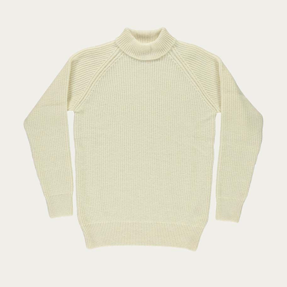 Off White Prata Knit | Bombinate