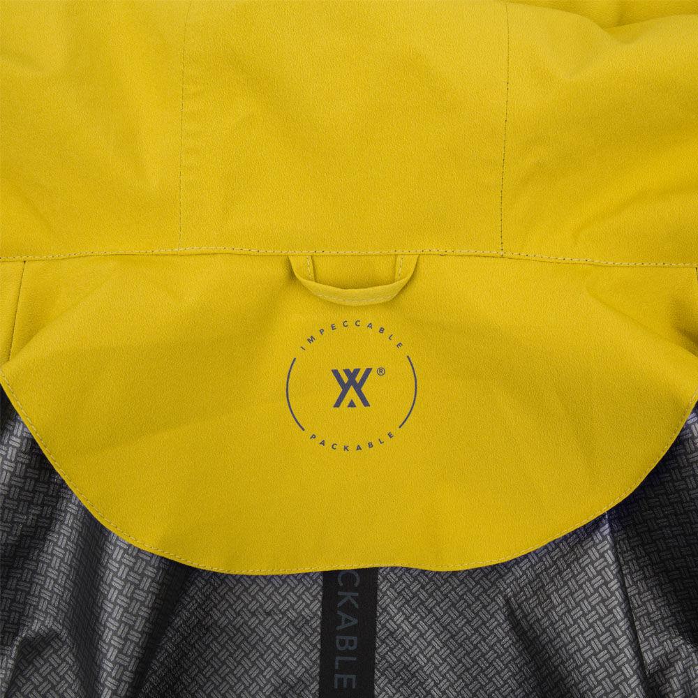 Yellow Base Parka | Bombinate