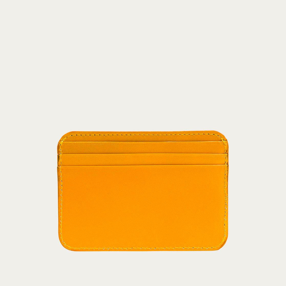 Yellow Humphrey Cardholder | Bombinate
