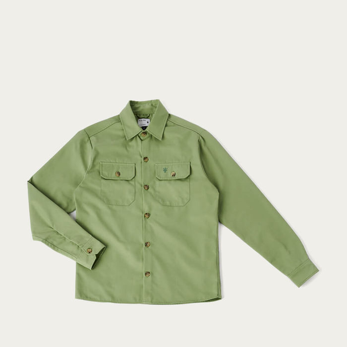 Green Eyes The Field Shirt | Bombinate