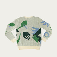 Wool & Mohair Sweater Collaboration featuring Kim Van Vuuren | Bombinate