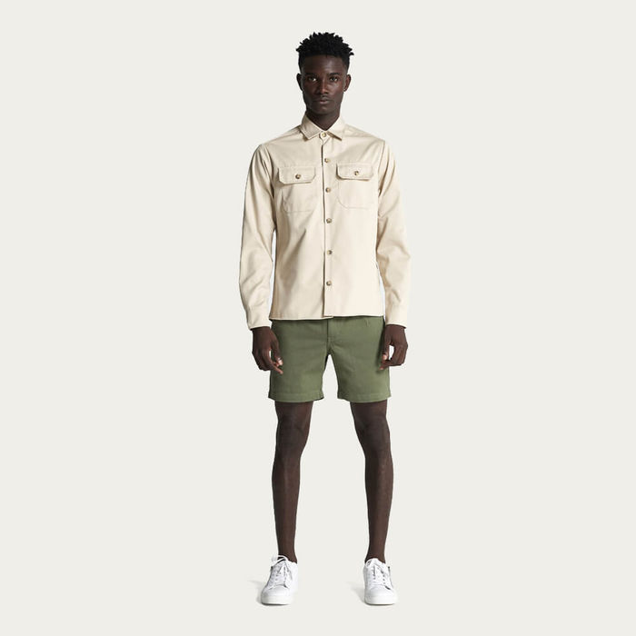 Oxford Tan The Field Shirt | Bombinate