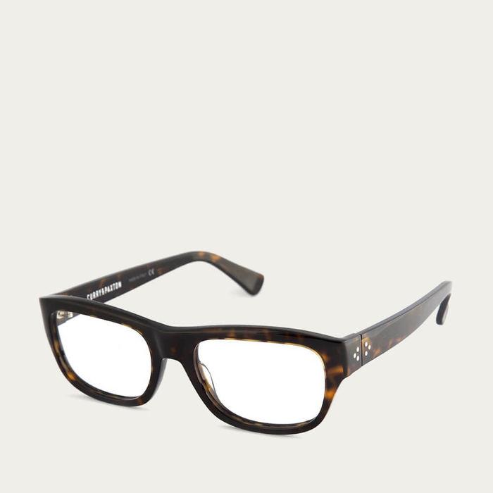 Yvan Optical Frames in Dark Tortoiseshell   Bombinate