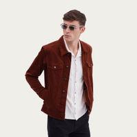 Western Jacket | Cinnamon Cord | Bombinate