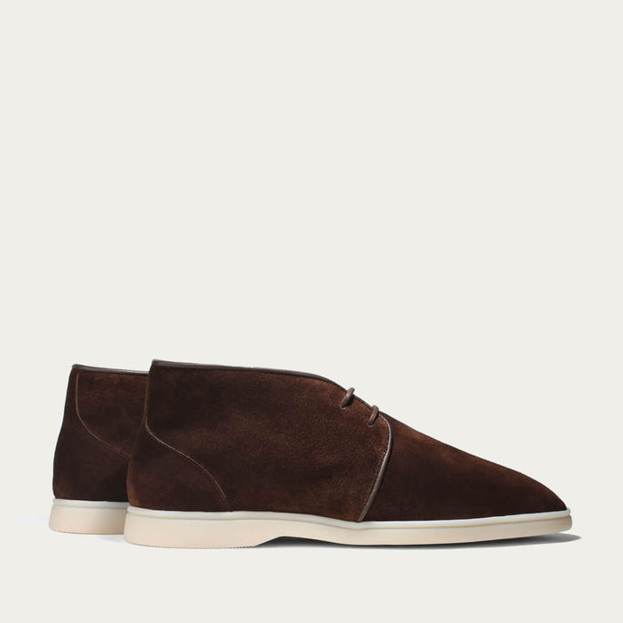 Chocolate Chukka Boot | Bombinate