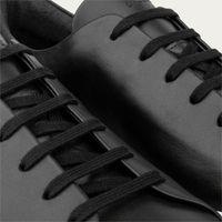 Black Roberto Low-Top Sneakers   Bombinate